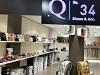 Ladeneinrichtung des *Q No.34* im Ertlzentrum in Hallstadt